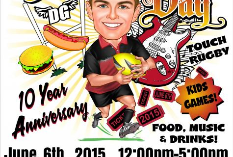 Gibby's Day Flyer 2015