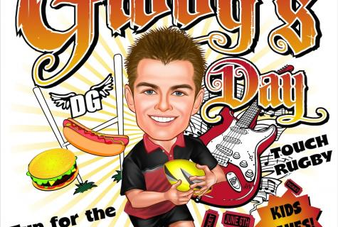 Gibby's Day Flyer 2016