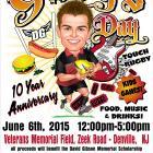 Gibby's Day Flyer 2015